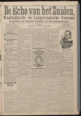 Echo van het Zuiden 1925-12-16