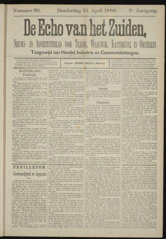 Echo van het Zuiden 1880-04-15