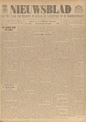 Nieuwsblad het land van Heusden en Altena de Langstraat en de Bommelerwaard 1917-12-12