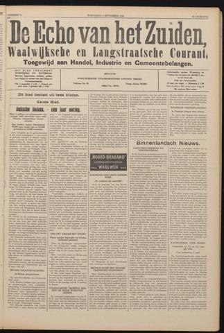 Echo van het Zuiden 1940-09-04