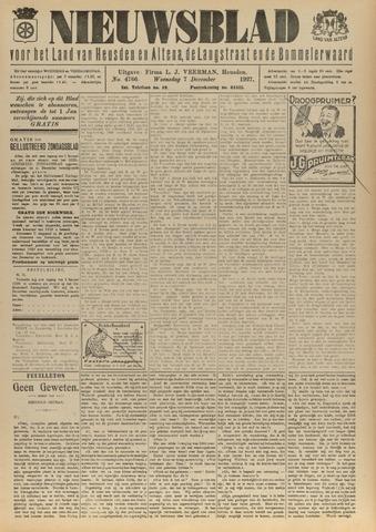 Nieuwsblad het land van Heusden en Altena de Langstraat en de Bommelerwaard 1927-12-07
