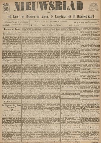 Nieuwsblad het land van Heusden en Altena de Langstraat en de Bommelerwaard 1897-01-09