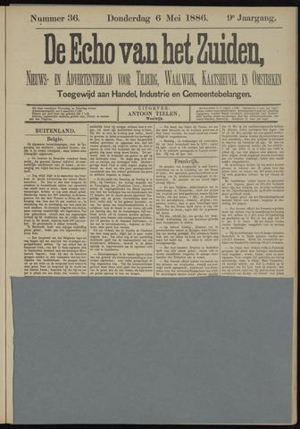 Echo van het Zuiden 1886-05-06