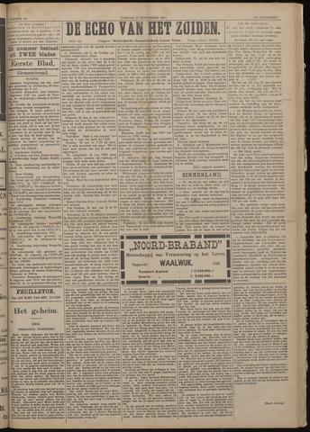 Echo van het Zuiden 1917-09-23