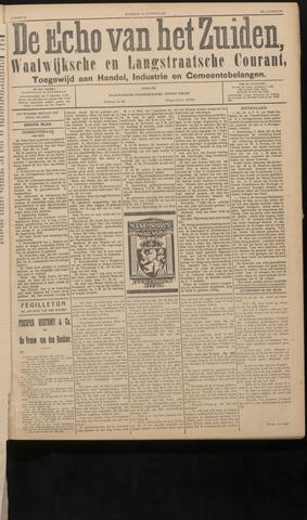 Echo van het Zuiden 1927-08-10