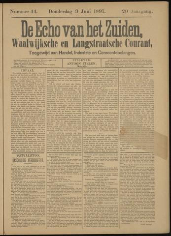 Echo van het Zuiden 1897-06-03