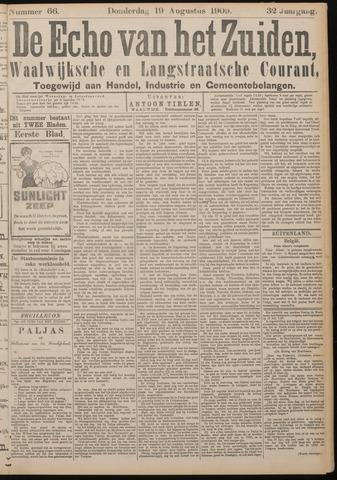 Echo van het Zuiden 1909-08-19