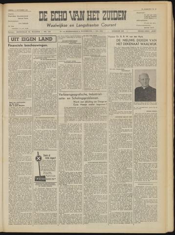 Echo van het Zuiden 1954-11-12