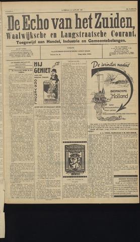 Echo van het Zuiden 1929-01-19