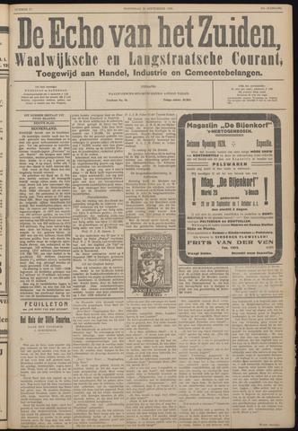 Echo van het Zuiden 1928-09-24