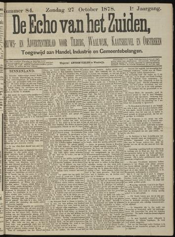 Echo van het Zuiden 1878-10-27