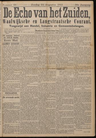 Echo van het Zuiden 1913-08-24