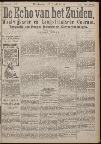 Echo van het Zuiden 1909-04-22