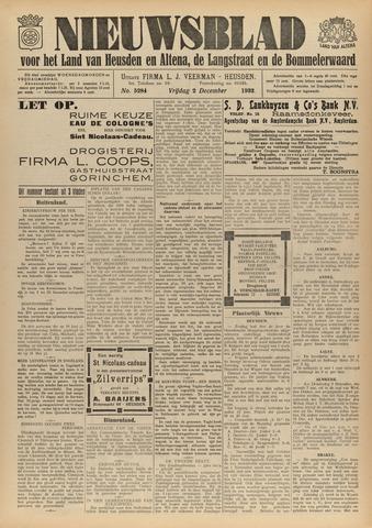 Nieuwsblad het land van Heusden en Altena de Langstraat en de Bommelerwaard 1932-12-02