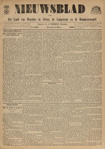 Nieuwsblad het land van Heusden en Altena de Langstraat en de Bommelerwaard 1906-03-03