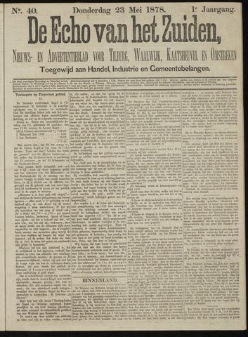 Echo van het Zuiden 1878-05-23