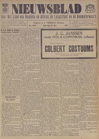 Nieuwsblad het land van Heusden en Altena de Langstraat en de Bommelerwaard 1917-05-19