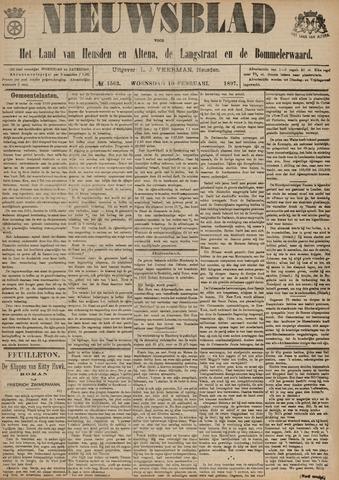Nieuwsblad het land van Heusden en Altena de Langstraat en de Bommelerwaard 1897-02-10