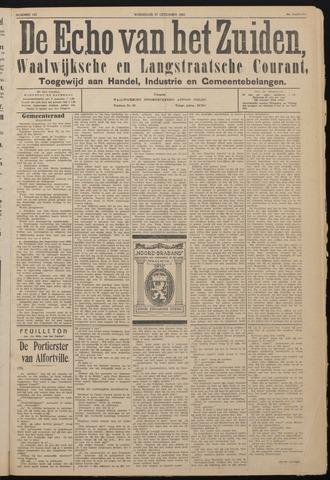 Echo van het Zuiden 1922-12-27