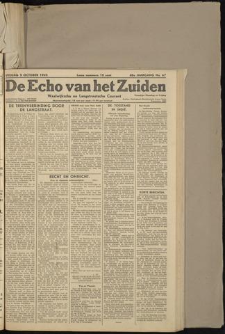 Echo van het Zuiden 1945-10-05