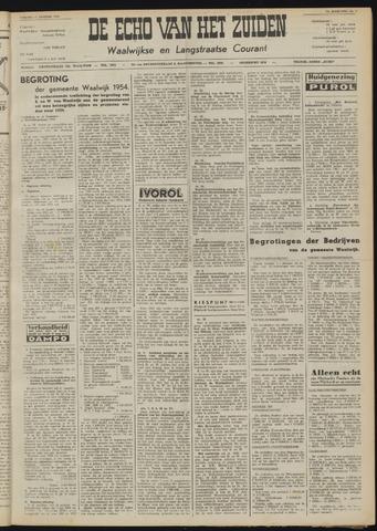 Echo van het Zuiden 1954-01-22