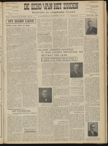 Echo van het Zuiden 1954-10-08