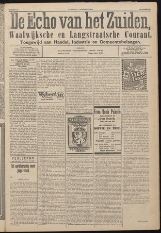 Echo van het Zuiden 1925-11-14