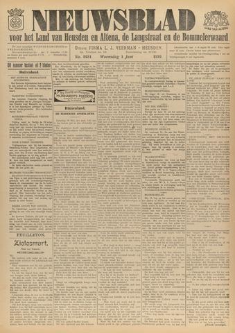 Nieuwsblad het land van Heusden en Altena de Langstraat en de Bommelerwaard 1932-06-01