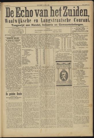 Echo van het Zuiden 1923-04-18