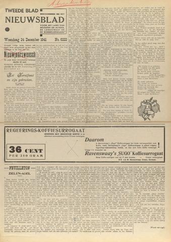 Nieuwsblad het land van Heusden en Altena de Langstraat en de Bommelerwaard 1941-12-24