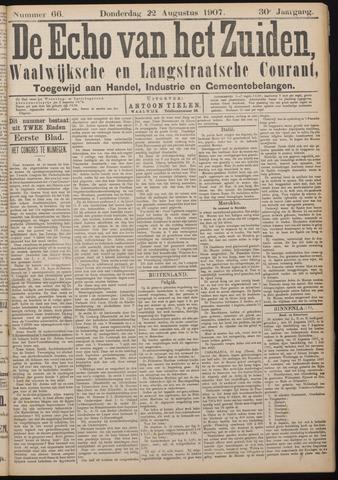 Echo van het Zuiden 1907-08-22