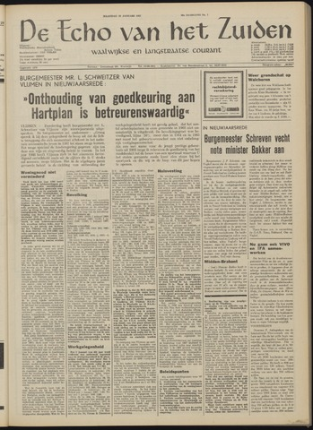 Echo van het Zuiden 1967-01-23