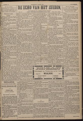 Echo van het Zuiden 1918-03-07