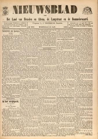 Nieuwsblad het land van Heusden en Altena de Langstraat en de Bommelerwaard 1905-01-11
