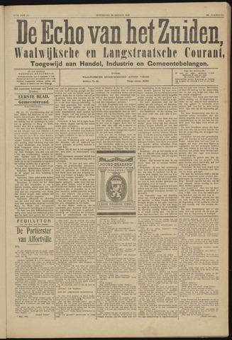 Echo van het Zuiden 1923-01-24