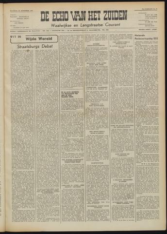 Echo van het Zuiden 1953-09-28