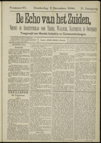 Echo van het Zuiden 1880-12-09