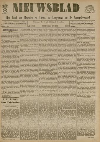 Nieuwsblad het land van Heusden en Altena de Langstraat en de Bommelerwaard 1899-05-27