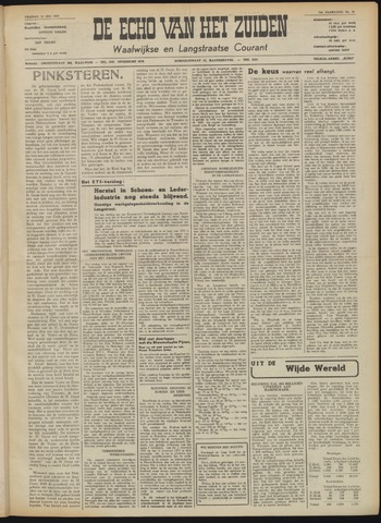 Echo van het Zuiden 1953-05-22