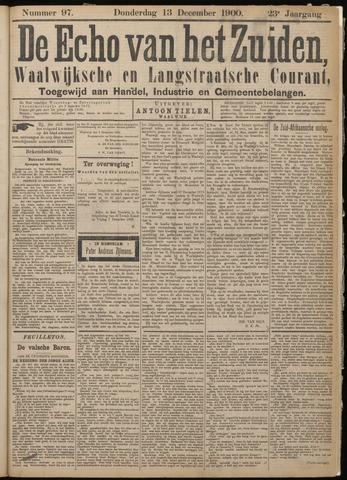 Echo van het Zuiden 1900-12-13