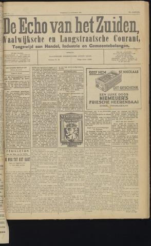 Echo van het Zuiden 1930-11-26