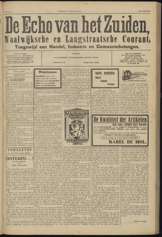 Echo van het Zuiden 1931-08-08