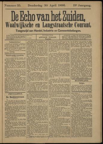 Echo van het Zuiden 1896-04-30