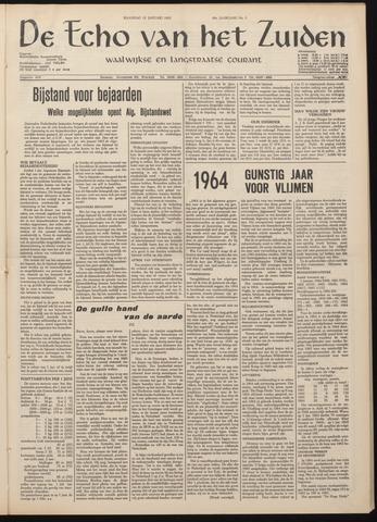 Echo van het Zuiden 1965-01-18