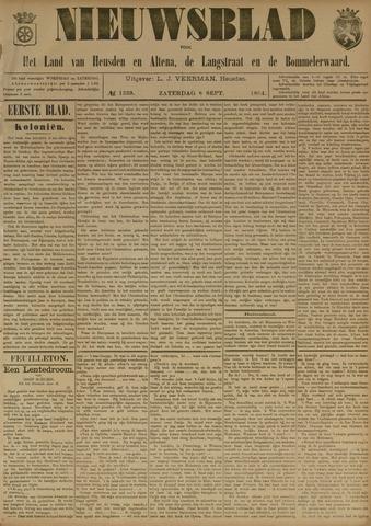 Nieuwsblad het land van Heusden en Altena de Langstraat en de Bommelerwaard 1894-09-08