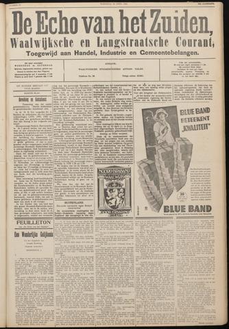 Echo van het Zuiden 1933-04-26