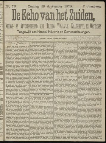 Echo van het Zuiden 1878-09-29