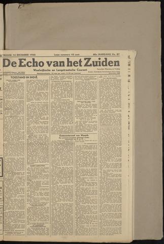 Echo van het Zuiden 1945-12-14