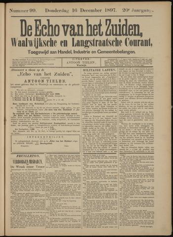 Echo van het Zuiden 1897-12-19