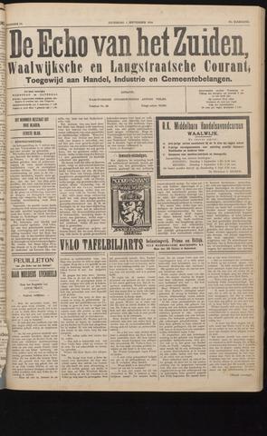 Echo van het Zuiden 1934-09-01